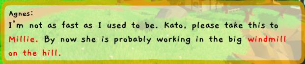 Example dialogue box - Kato